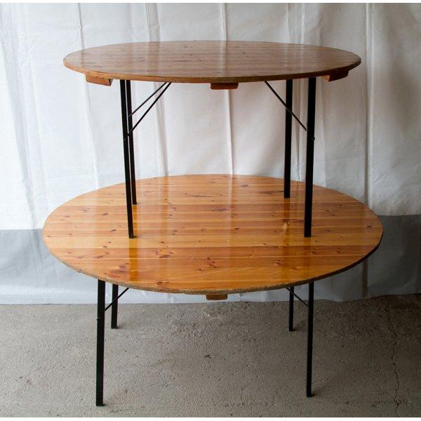 Rundt bord Ø 150cm